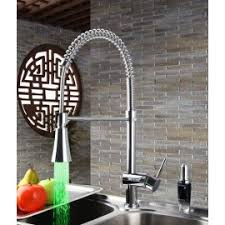 kitchen led faucets led faucets kitchen faucets waterfall