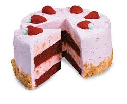 strawberry passion cold stone creamery signature cakes