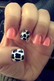 best 25 cow nails ideas on pinterest nail art fun nails