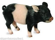 pig garden ornament ebay