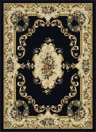 tayse laguna 4613 charcoal 5 ft 3 in round traditional area rug
