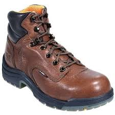 womens boots work timberland pro 26388 s steel toe brown safety boots