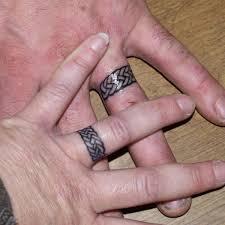 fascinating finger ring finger on tattoochief com