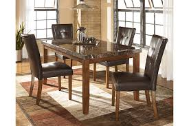 Lacey Dining Room Table Ashley Furniture HomeStore - Ashley furniture dining room table