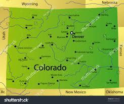 Maps Colorado Maps Us Map Colorado For Gongsa Me