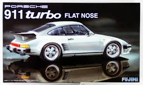 porsche 930 turbo flatnose fujimi rs 41 porsche 911 turbo flat nose 1 24 scale kit 126289