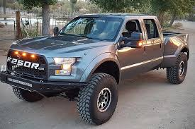 Fastest Ford Truck F250r Megaraptor Truck Is Perfect For Fast 9 Has 46 Inch Tires