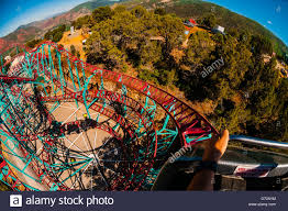 Glenwood Springs Colorado Map by Cliffhanger Roller Coaster The Highest Elevation Roller Coaster
