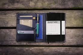 leuchtturm 1917 notebook leather leuchtturm1917 notebook covers galen leather