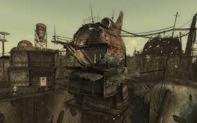 Fallout 3 Complete Map by Lucas Simms U0027 House Fallout Wiki Fandom Powered By Wikia