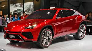 supercar suv lamborghini urus suv will arrive in april ceo says the drive