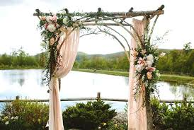 wedding altar decorations simple wedding altar ideas