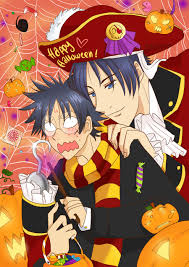 happy halloween aitsu no daihonmei by chibistarproductions