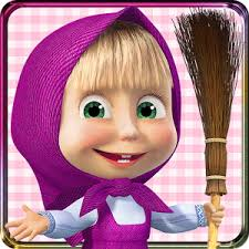 masha bear house cleaning games girls apk download