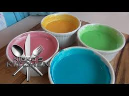 how to make paint for kids non toxic youtube