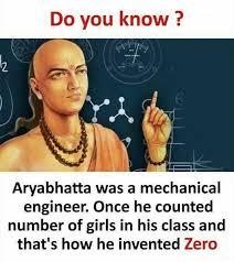 Mechanical Engineer Meme - dopl3r com memes do you know aryabhatta was a mechanical