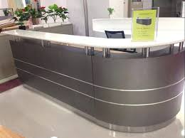 Small Reception Desk For Salon Hair Salon Reception Desk Office Small Hair Salon Modern White