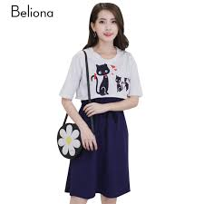 online get cheap cute dress for pregnant women cat aliexpress com