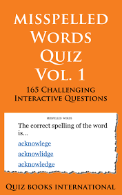 buy misspelled words quiz in cheap price on alibaba com