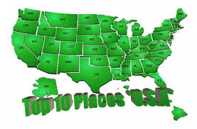 Place To Visit In Usa Top 10 Places In Us To Visit Travel Holiday Map Travelquaz Com