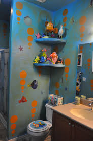 Childrens Bathroom Ideas by Bathroom Fabulous Kids Bathroom Design Idea With Sea World Theme
