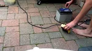 battery backup sump pump successful test by using a campbell