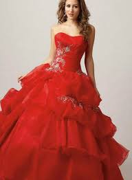 Red Wedding Dresses Red Wedding Dresses