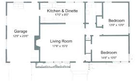 2 bedroom 1 bath house plans free floor plans for small houses small house plans plan plan