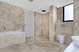 travertine walls travertine on walls and floor