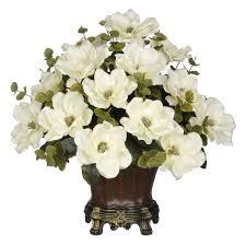 white flower centerpieces flower centerpieces you ll wayfair