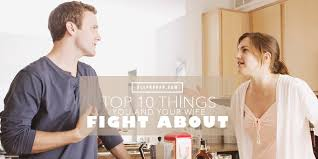 couples fighting top 10 things you and your wife fight about all pro dad all pro dad