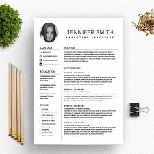Resume Free Templates Word Best 25 Executive Resume Template Ideas On Pinterest Creative
