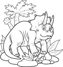 fun dinosaur coloring pages imagiplay