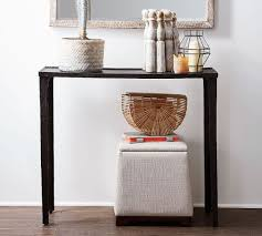 Reclaimed Wood Console Table Pottery Barn Jamie Console Table Pottery Barn
