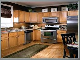 kitchen colors with medium brown cabinets kitchen colors with light brown cabinets and white windows