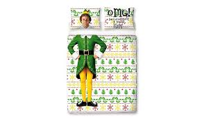 Asda Single Duvet Christmas Elf Duvet Cover Home U0026 Garden George