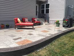 Sealing A Flagstone Patio by Why You Should Seal Stamped Concrete Blackwater