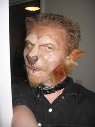 Werewolf Halloween Makeup by Halloween Makeup Test By Nrr4x5 On Deviantart
