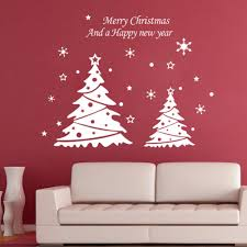 fresh christmas wall decorations home designs ideas xmas wall stickers home decor original christmas wall art bedroom pany wall decals christmas decoration supplies