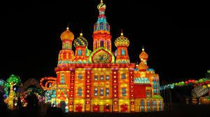 the lights festival houston 2016 people generation brings large lantern festival to united states