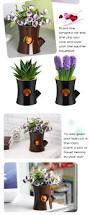 squirrel flowerpot innovative decorative plant pots indoor buy