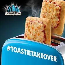Arsenal Toaster Chicago Town Pizza Toasties Can Be Cooked In A Toaster Facebook