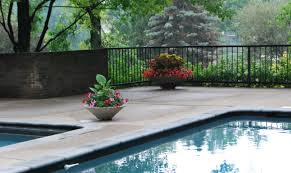 fence pool fence height outstanding pool fence requirements
