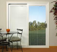 Patio Door Ideas The Idea Of Choosing Patio Door Blinds Door Styles