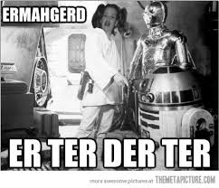 R2d2 Meme - ster werks the meta picture