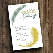 7 best images of thanksgiving printable invitation templates