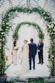 wedding arches montreal greenery floral arch for luxury garden wedding ceremony www