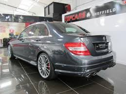 used mercedes co uk used 2010 mercedes c class c63 amg performance pack for sale