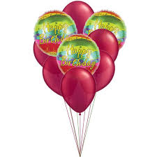 balloon and cake delivery birthday balloon bouquet ideas image inspiration of cake and
