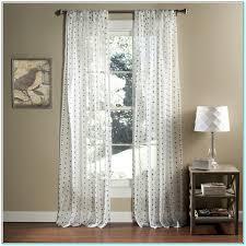 White Polka Dot Sheer Curtains White And Gold Polka Dot Curtains Torahenfamilia White And